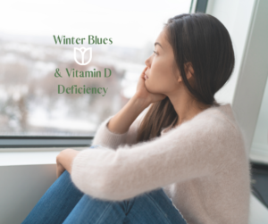 Winter Blues & Vitamin D Deficiency