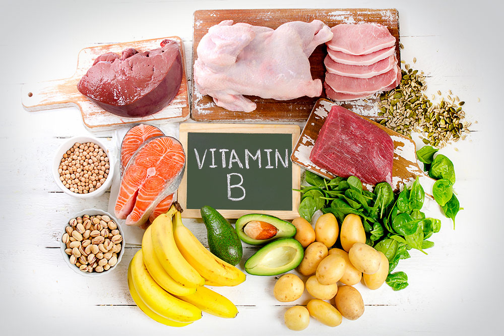 The Benefits of B vitamins
